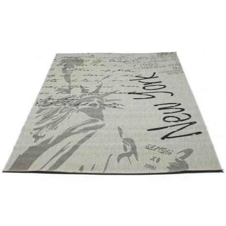 Ковер COTTAGE №4630 (Песок/Черный)