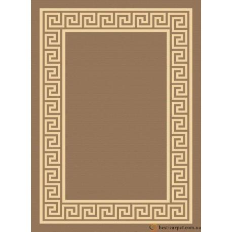 Ковер SISAL № A958A Светло-Коричневый