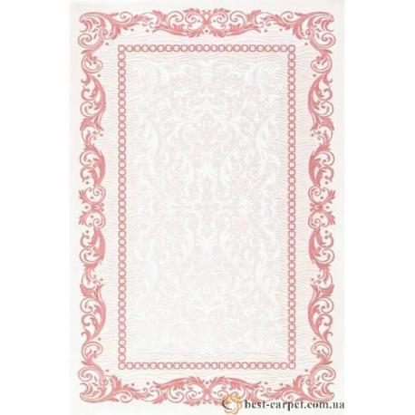 Ковер RONESANS №0209-12 (Розовый)