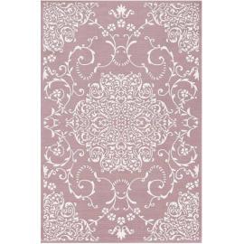 Ковер DAVET № 7506 Розово-Фиолетовый
