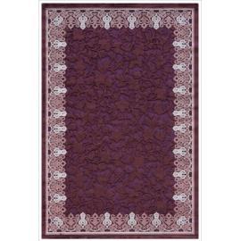 Ковер ACOUSTIC № 4505 Фиолетовый