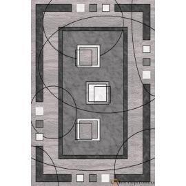 Ковер AMBER № 0459A Серый