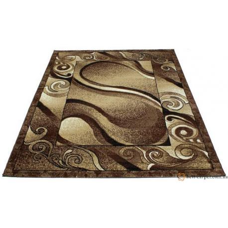 Ковер TABRIZ №4622A (Песок / Темно-коричневый)