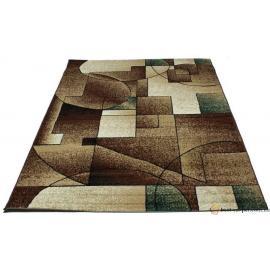 Ковер TABRIZ №4886A (Песок / Темно-коричневый)