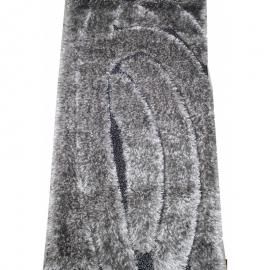Ковер PUFFY №S327b (Серый)