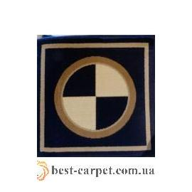 Ковер AUTO № N001B-BMV Синий