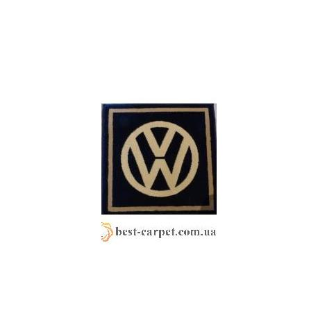 Ковер AUTO № N001H-Volkswagen Синий
