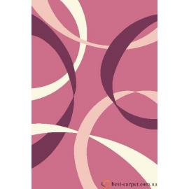 Ковер FIRUZE LUX № 2632A Розовый