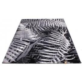 Ковер SAFIR №0150 (Черно-Белый)