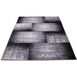 Ковер SAFIR №0151 (Черно-Белый)