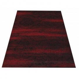 Ковер VINTAGE №4627 (Черный-Красный)