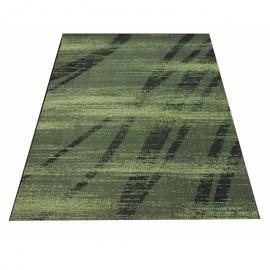 Ковер VINTAGE №4628 (Черный-Зеленый)