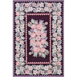 Тонкие рельефные ковры